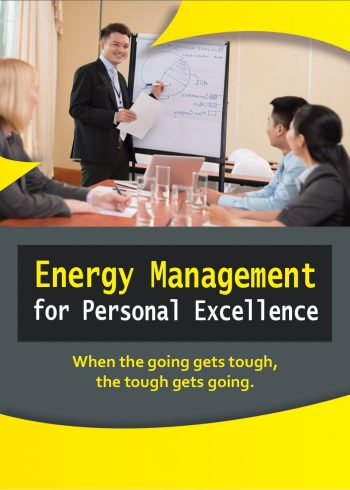 Energy Management for Personal Excellence