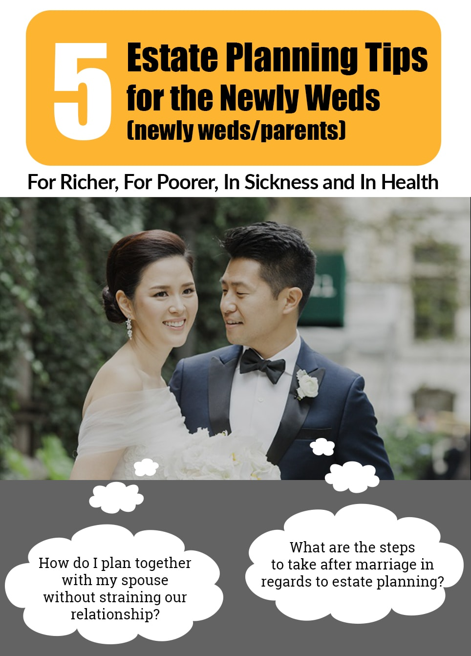 Estate Planning for Newly Wed