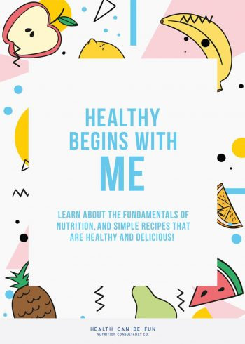 Healthy begins with me