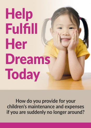 Help Fulfil Her Future Dreams Today