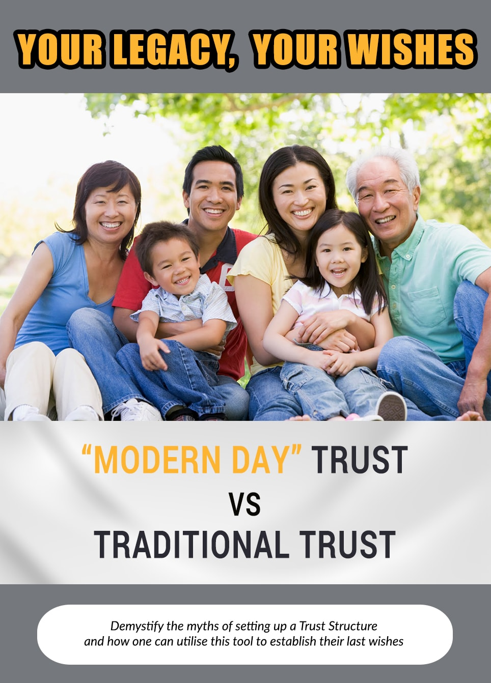 Modern Day Trust VS Traditional Day Trust