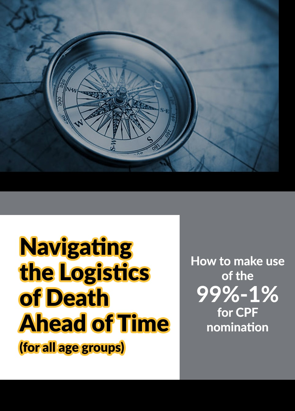 Navigating the Logistic of Death Ahead of Time