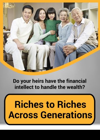 Riches to Riches Across Generations