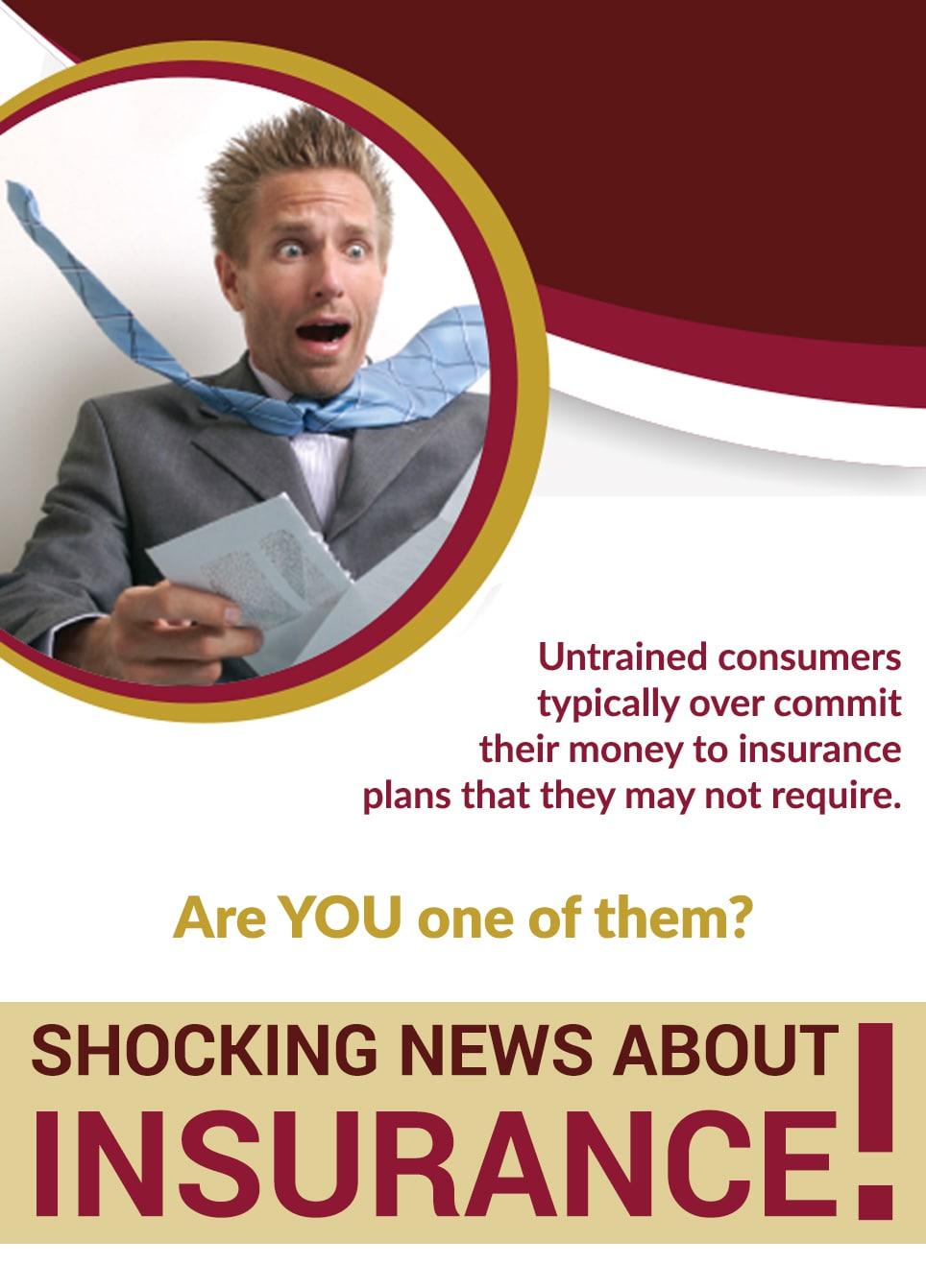 shocking news about insurance